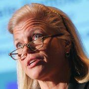 Virginia Rometty ist die erste Frau im Chefsessel von IBM.