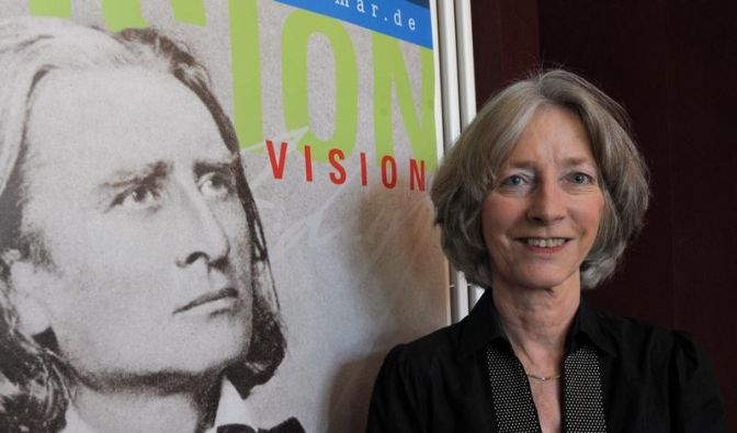 «Visionen» Liszts prägen Kunstfest Weimar (Foto)