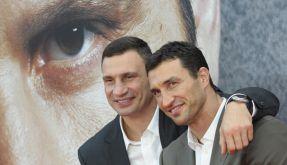 Vitali & Wladimir Klitschko (Foto)
