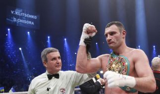 Vitali Klitschko gegen David Haye im Juni? (Foto)