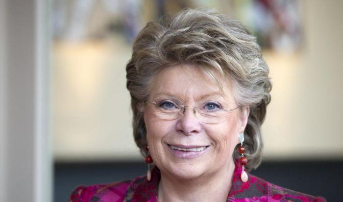 Viviane Reding kämpft für eine Frauenquote. (Foto)
