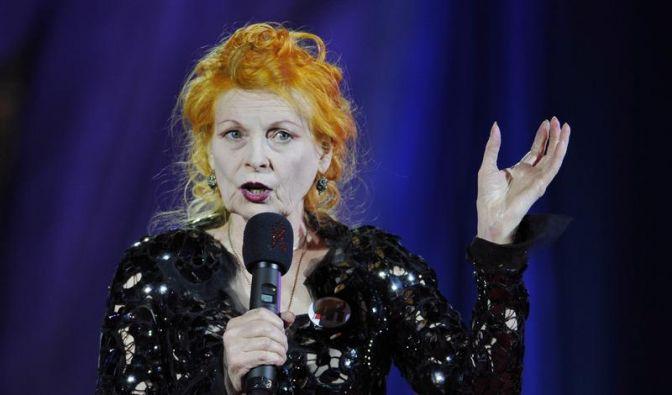 Vivienne Westwood kritisiert konforme Mode (Foto)
