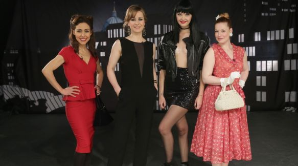 Promi Shopping Queen 2015 bei Vox