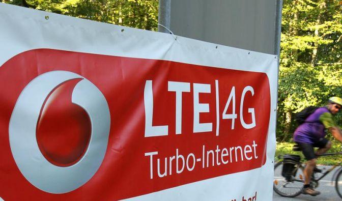 Vodafone baut neues Hochgeschwindigkeitsnetz auf (Foto)