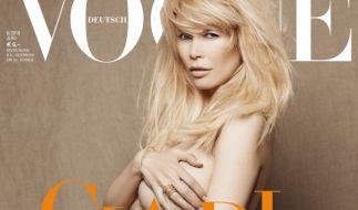 Vogue-Titel (Foto)
