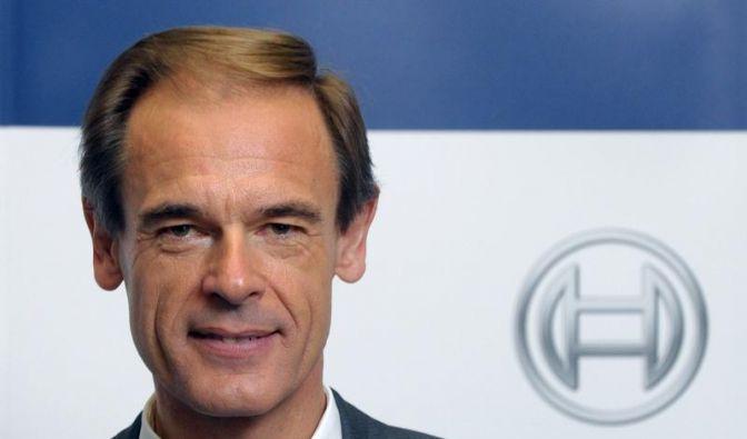 Volkmar Denner: Bosch-Chef Nummer 7 (Foto)