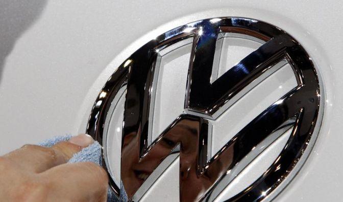 Volkswagen mit starkem Jahresauftakt (Foto)