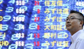Volkswirtschaft: China überholt Japan (Foto)