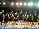 Volleyballer bei Olympia dabei - 3:1 gegen Tschechien (Foto)