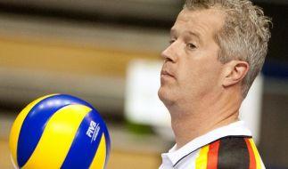 Volleyballer halten Kurs: 3:0 gegen Portugal (Foto)
