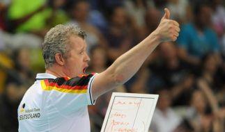 Volleyballer mit gutem Start in Weltliga (Foto)
