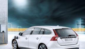 Volvo V60 kommt als Plug-in-Hybrid (Foto)