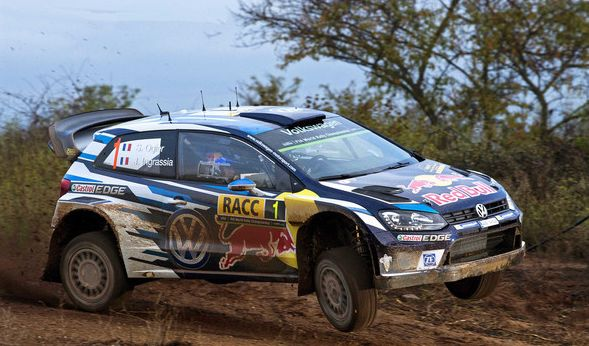Jetzt live! Zeitplan und Ergebnisse der Rallye-Weltmeisterschaft aus St. Wendel (Foto)