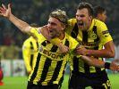 Vom Buh-Mann in der Nationalmannschaft zum Matchwinner gegen Real: Linksverteidiger Marcel Schmelzer. (Foto)