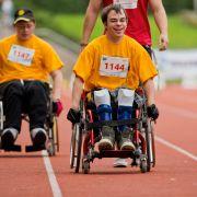 Athleten loben tolle Olympiade - 25 000 Zuschauer in Hannover (Foto)