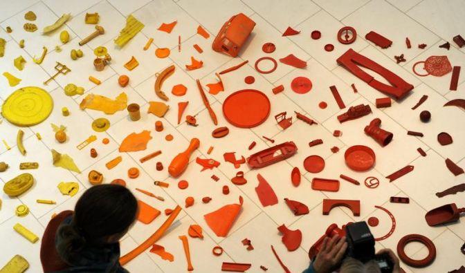 Vom Wert des Wertlosen in der Kunst (Foto)