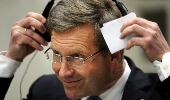 Von Amts wegen steht er über den Dingen, Repräsentation, Würde und Moral werden von einem Bundespräsidenten erwartet. Doch Christian Wulff soll gelogen haben. (Foto)