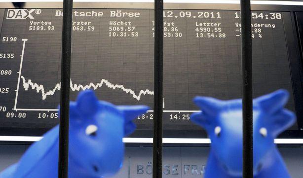 Von der Börse in den Knast (Foto)