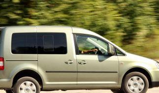 Von der Pritsche zur Limousine: VW Caddy (Foto)