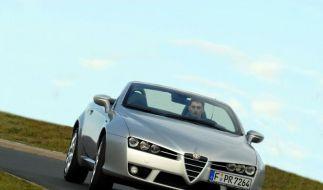 Von klassisch bis modern - Der Alfa Romeo Spider (Foto)