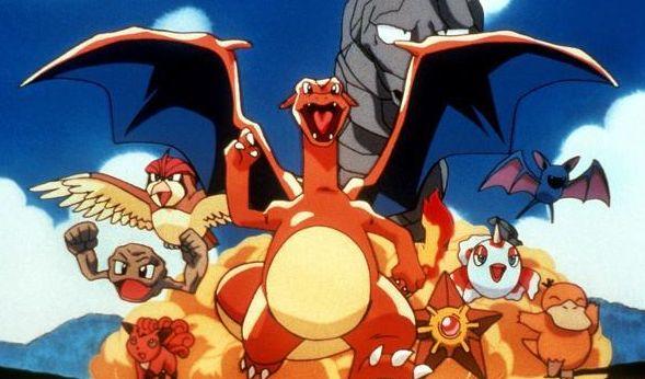 Von links: Kleinstein, Tauboga, Vulpix, Glurak, Onyx, Sterndu, Goldini, Zubat, Enton. Ist auch Ihr Pokémon-Typ dabei? (Foto)