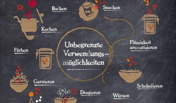 Von Snacken bis Kochen: Knusprige Trockenfrüchte lassen sich vielseitig einsetzen. (Foto)
