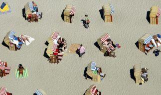 Von wegen Verzicht: Sommerurlaub sogar wieder länger (Foto)