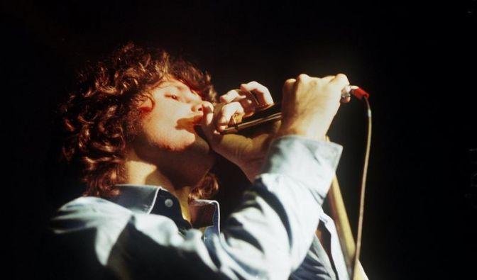 Vor 40 Jahren starb Jim Morrison (Foto)