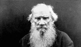 Vor 100 Jahren starb Leo Tolstoi (Foto)