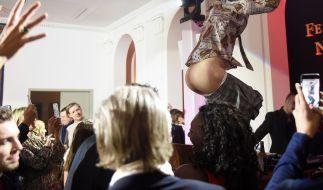 Vor den Augen aller ließ dieser Tatort-Star die Hosen runter. (Foto)