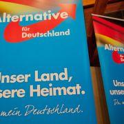Vor der Bundestagswahl betreiben AfD-Politker Hetze gegen Flüchtlinge. (Foto)