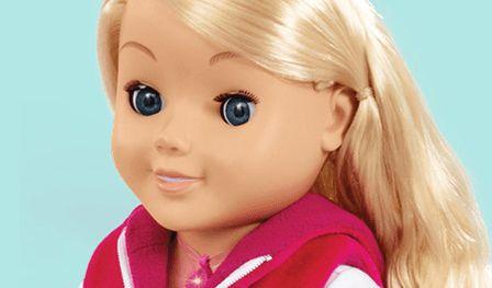 Vor dieser Puppe wird gewarnt. (Foto)