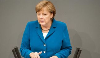 Vor EU-Gipfel geht Merkel auf Konfrontationskurs (Foto)