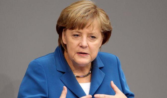 Vor dem EU-Gipfel hat Merkel ihre Position bereits klar gemacht. (Foto)