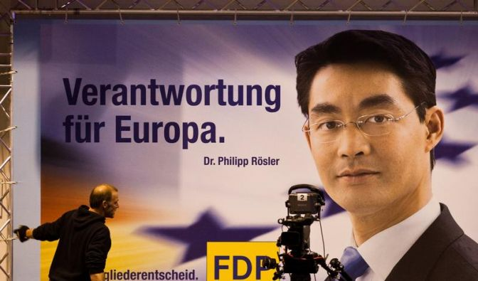 Vor FDP-Parteitag: Ruf nach mehr Profil (Foto)