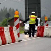 Vor G7-Gipfel wieder Kontrollen an deutschen Grenzen (Foto)