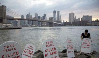 Vorerst kein Waffenhandelsabkommen (Foto)