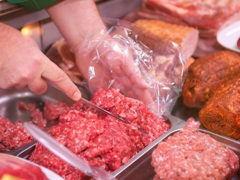 Vorsicht bei Verzehr von Fleisch!