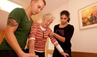 Vorsorgen mit einer Pflegezusatzversicherung (Foto)