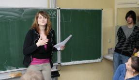 Vorträge halten (Foto)