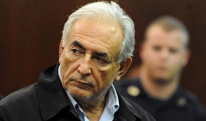 Vorwurf der Zuhälterei gegen Strauss-Kahn (Foto)