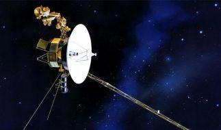 Voyager 1 nähert sich Rand des Sonnensystems (Foto)