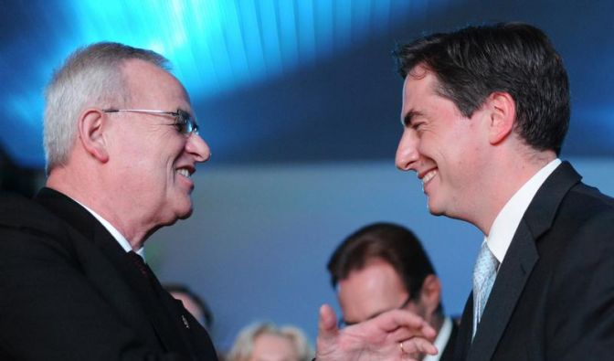 VW baut Brasilien-Werke aus (Foto)