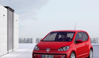 VW-City-Flitzer Up kommt im Dezember (Foto)