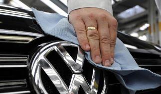 VW: Elektro-Antrieb für Autos noch nicht ausgereift (Foto)