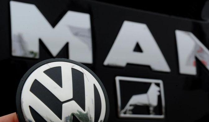 VW gehört Dreiviertel-Mehrheit bei MAN (Foto)