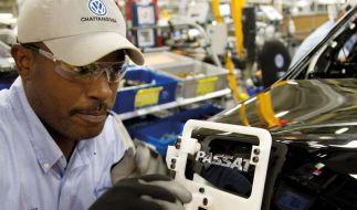 VW gelingt Kickstart in den USA: Beste Verkäufe seit 1974 (Foto)