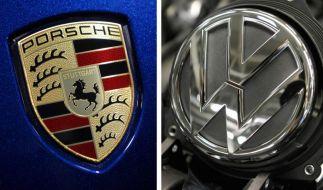 VW gibt Zeitplan zur Verschmelzung mit Porsche auf (Foto)