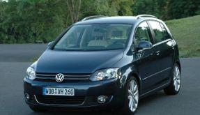 VW Golf Plus TSI (Foto)
