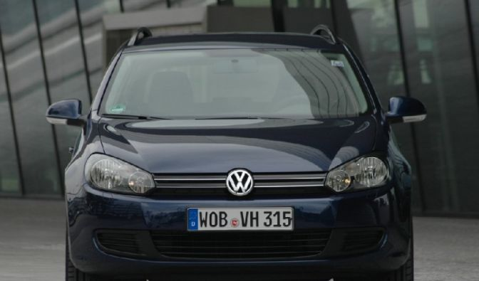 VW Golf Variant BlueMotion (Foto)